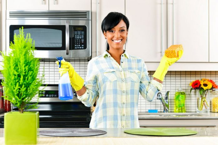 casa limpia 10 minutos