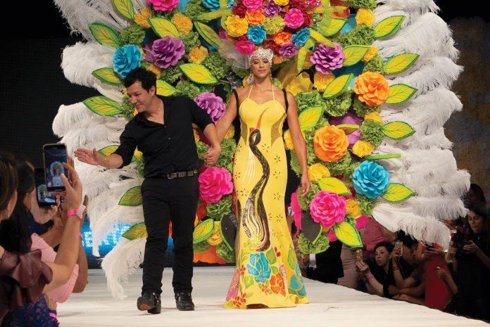 semana de la moda y arte latinoamericano