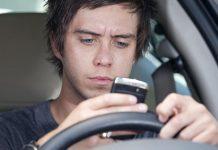 conduccion distraida problema tecnologia